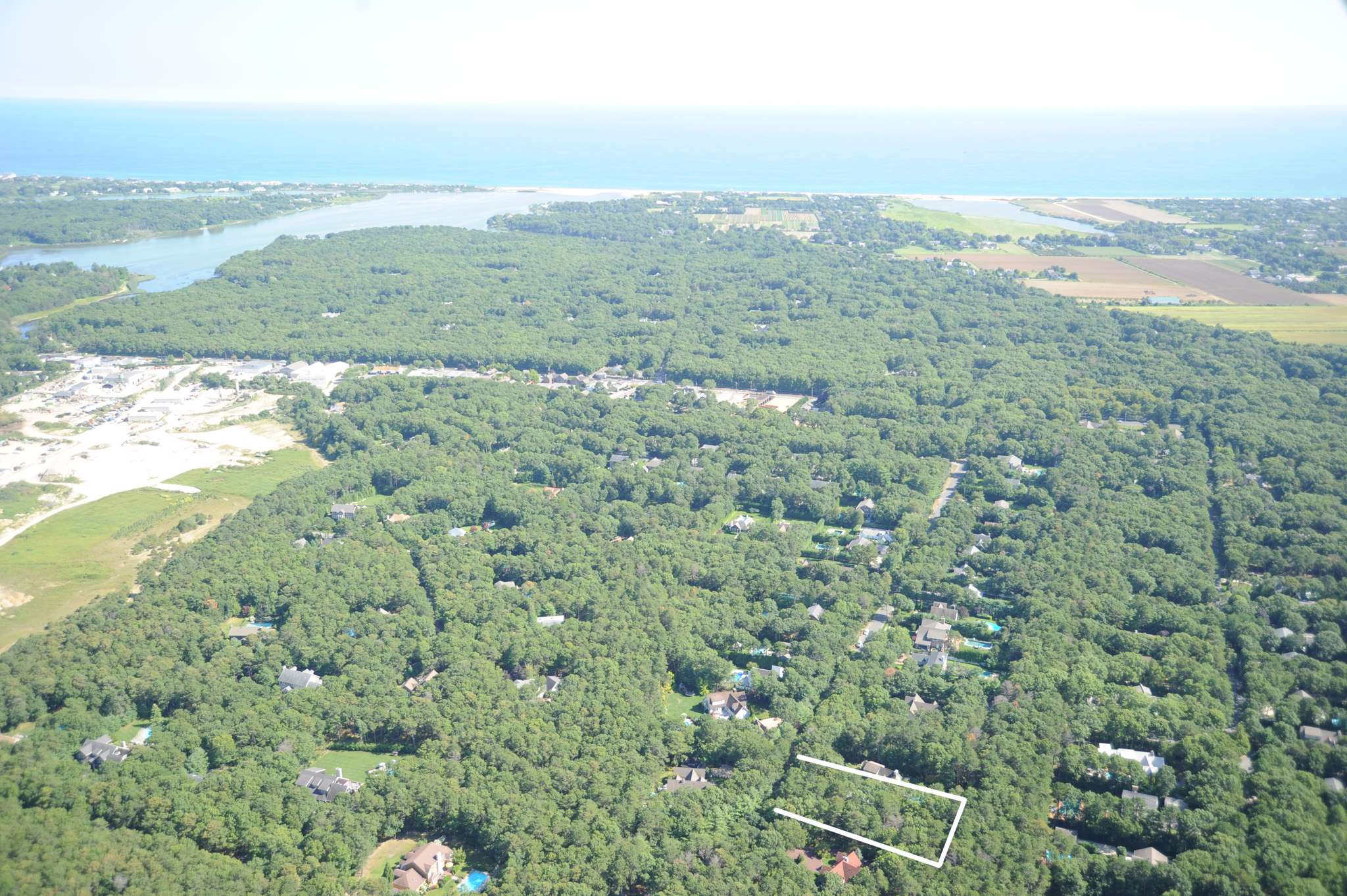 Land for Sale at Great Opportunity In Wainscott 39 East Gate Road, Wainscott, New York